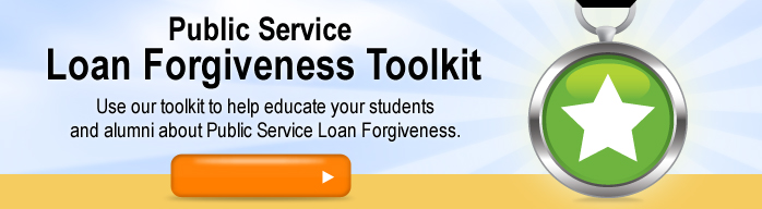 Public Service Loan Forgiveness Toolkit