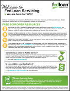 Fedloan Servicing Quicksheet